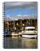 Kinsale Yacht Club Spiral Notebook
