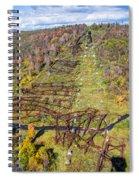 Kinzua Bridge Collapse Spiral Notebook