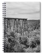 Kinzua Viaduct 6911 Spiral Notebook