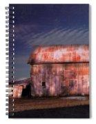 Kipling Barn Spiral Notebook
