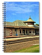 Kirkwood Station Spiral Notebook