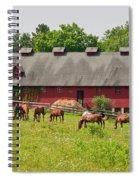 Kirtland Hills Farm 0722 Spiral Notebook