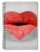 Kiss Spiral Notebook