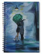 Kiss Me One More Time Spiral Notebook