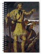 Kit Carson (1809-1868) Spiral Notebook