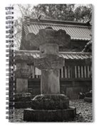 Kita-in Temple In Kawagoe Spiral Notebook
