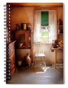 Kitchen - A Cottage Kitchen  Spiral Notebook