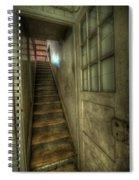 Kitchen Door Spiral Notebook