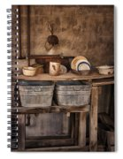 Kitchen Duty Spiral Notebook
