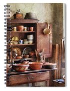 Kitchen - For The Master Chef  Spiral Notebook