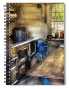 Kitchen - Home Country Kitchen  Spiral Notebook