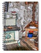Kitchen Intime Spiral Notebook