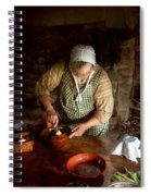 Kitchen - Nothing Is Better Than Homemade Spiral Notebook
