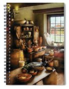 Kitchen - Nothing Like Home Cooking Spiral Notebook