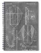 Kite Patent Spiral Notebook
