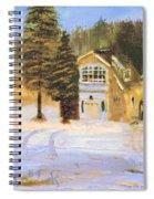 Kittattiny Park Ranger Residence Spiral Notebook