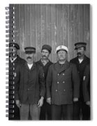 Kitty Hawk Crew, 1900 Spiral Notebook