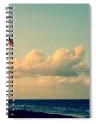 Kitty Hawk Spiral Notebook