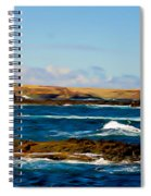 Kitty Miller Bay Spiral Notebook