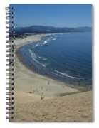 Kiwanda Beach II Spiral Notebook
