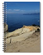 Kiwanda Beach Spiral Notebook