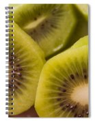 Kiwi For Lunch Spiral Notebook