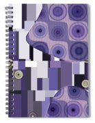 Klimtolli - 28 Spiral Notebook