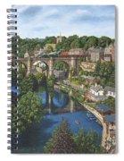 Knaresborough Yorkshire Spiral Notebook