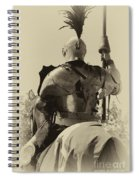 Knight 6 Spiral Notebook