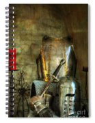 Knight - A Warriors Tribute  Spiral Notebook