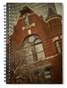 Knights Of Pythias Castle Hall Spiral Notebook