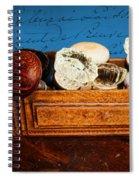 Knob Hill Spiral Notebook