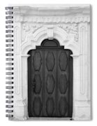 Knock And It Shall Be Opened Spiral Notebook