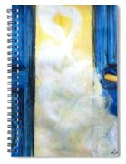 Knocking On Heavens Door Spiral Notebook