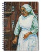 Knocking On Heaven's Door Spiral Notebook
