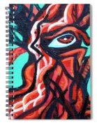 Knotted Tree 2 Spiral Notebook