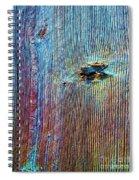 Knotty Plank #1b Spiral Notebook