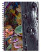 Knotty Spiral Notebook