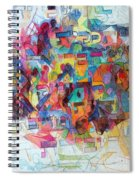 Know That This Is The Purpose Of The Creation To Deepen Knowledge And Thought On The Service Of G-d Spiral Notebook