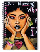 Know Yourself Spiral Notebook
