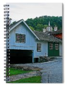 Knox Quarters Stable Spiral Notebook