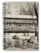 Knox Valley Forge Covered Bridge Spiral Notebook