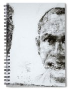 Men Of Cochin Spiral Notebook