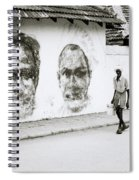 Kochi Urban Art Spiral Notebook
