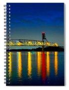 Kodachrome Bridge Spiral Notebook
