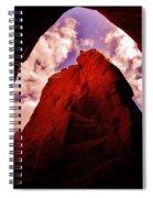 Kodachrome Cave Spiral Notebook
