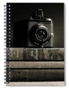 Kodak Brownie Special Six-16 Spiral Notebook