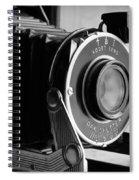 Kodak Six-20 Spiral Notebook