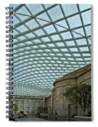 Kogod Courtyard #2 Spiral Notebook