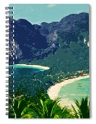 Koh Phi Phi ... Spiral Notebook
